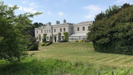 Dancers Hill House could still be yours for £13.50