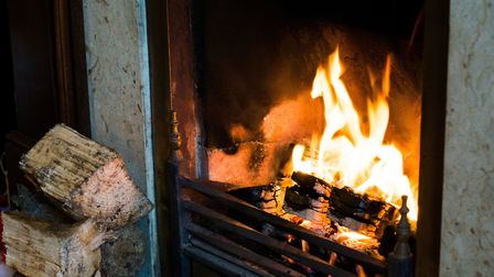A traditional wood fireplace isn't for everyone. Picture: PA/Thinkstock