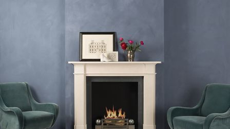 Chesneys Devonshire fireplace: Picture: PA/Chesneys