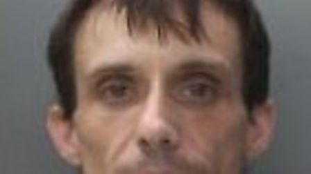 Tim MacGuiness is wanted by Herts police.