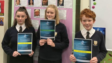 Melbourn students answered more than 175,000 questions in a variety of languages as they took part i