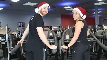 Westminster Lodge Leisure Centre hosted the ICYCLE6 challenge on November 3.