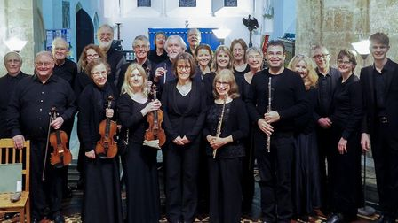 The Camerata Chamber Orchestra is holding a Christmas concert. Picture: Camerata Chamber Orchestra