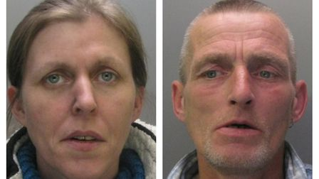 Astra and Paul Marriott. Picture: CAMBS POLICE