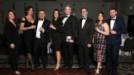 St Albans District Chamber of Commerce Winter Ball 2018 - pictures by Spike Brown of Blue Feather Ph