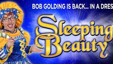 Sleeping Beauty will be the 2019 Alban Arena pantomime in St Albans.
