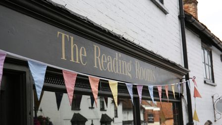 The Reading Rooms, Wheathampstead. Picture: DANNY LOO