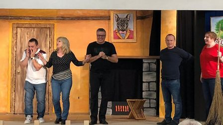 Melbourn Amateur Dramatics Society's next production is 'Cinderella –-What Could Possibly Go Wrong?'