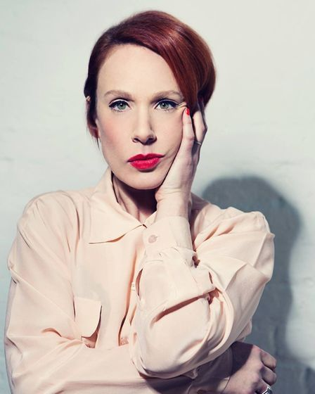 Sara Barron will appear at the Humdingers Comedy Club night at the Abbey Theatre in St Albans