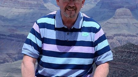 Mitchell Bailey was 58 when he died. Picture: Herts police