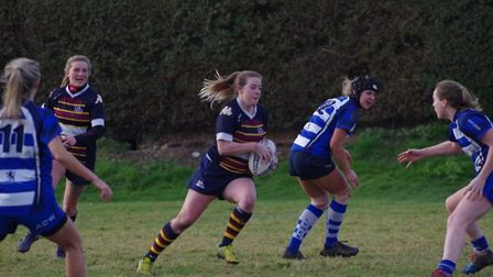 OA Saints kept their season on track with victory at Lewes.