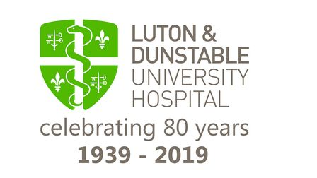 Luton & Dunstable Hospital is celebrating its 80th birthday. Picture: Luton & Dunstable Hospital
