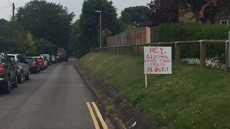 Royston Says No to Gladman is continuing its campaign to stop a 120-home development from being gran