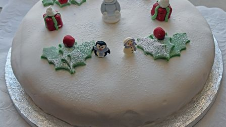 A cake decorating competition was held at the Holiday Inn, in Huntingdon. Picture: ARCHANT