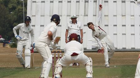 Harpenden open their 2019 Saracens Hertfordshire Cricket League season against play-off champions We