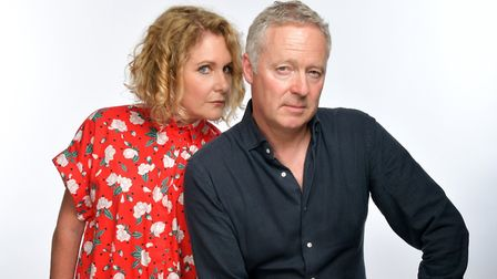 Jan Ravens and Rory Bremner will be at Cambridge Arts Theatre