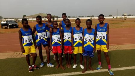 St Albans Athletics Club have formed a link with a club in Lome, the capital city of west African co