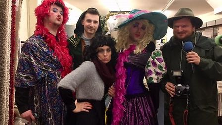 St Neots Players are performing Puss in Boots at the Priory Centre