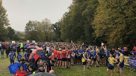 Herts 10K for Rennie Grove Hospice Care. Picture: Submitted by Rennie Grove Hospice Care