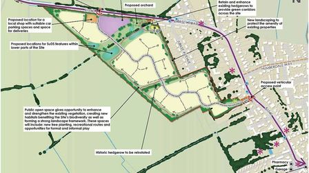 Gladman Developments has withdrawn its planning proposal for Warboys