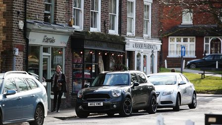 There will be a public meeting on parking in Harpenden. Picture: DANNY LOO