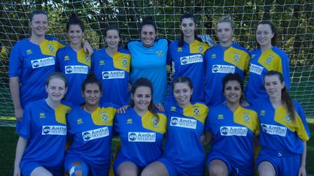 St Albans Ladies started 2019 off with a big win.