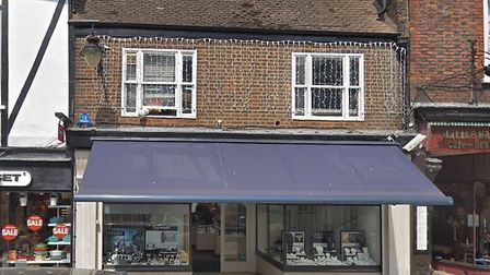 Thieves came into Jago Jewellers and stole thousands of pounds worth of jewellery. Picture: Google S