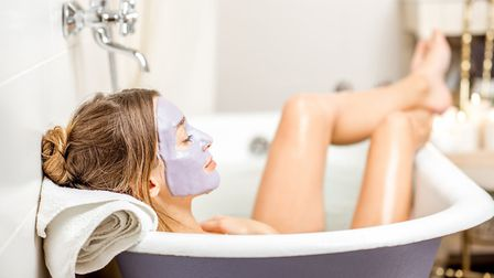 Add 'weekly bath' to your home life to-do list and soak in bliss! Picture: Thinkstock/PA