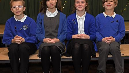 Nativity production at Winhills school in St Neots. Picture: ARCHANT