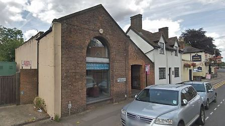 The Old Pump House, 1a Stonecross, St Albans. Picture: Google Street View
