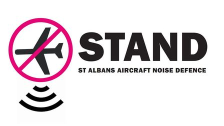 STAND (St Albans Aircraft Noise Defence) logo. Picture: STAND