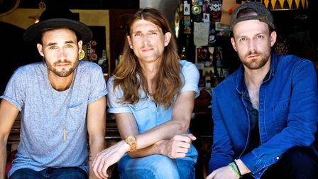 The East Pointers to perform in Cambridge