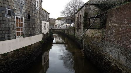 Truro has many of these hidden gems and streets. Picture: NEIL METCALFE