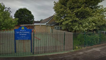 Spring Common Academy in Huntingdon. Picture: GOOGLE