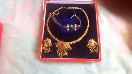 Do you recognise this jewellery? It was stolen from an address in St Albans' Whitecroft on December