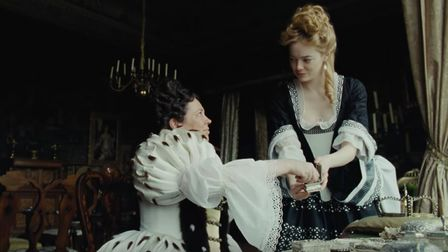 The Favourite is out in cinemas now.
