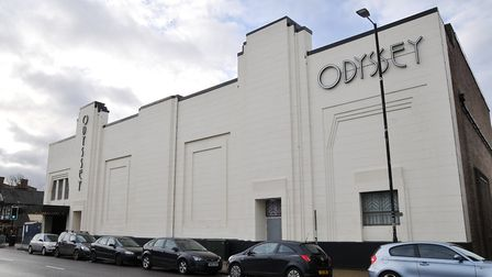 The Odyssey cinema on London Road, St Albans. Picture: Danny Loo