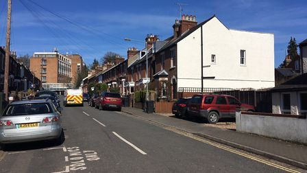 Liverpool Road, St Albans. Picture: Jane Howdle
