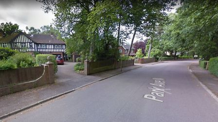Park Avenue North, Harpenden. Picture: Google Street View