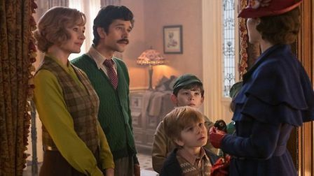 Mary Poppins Returns is showing at Saffron Screen