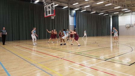 Oaklands Wolves played Cardiff Met Archers in a WBBL encounter at the Oaklands Sportszone.