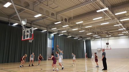 Oaklands Wolves hosted Cardiff Met Archers in the race for a WBBL play-off place.