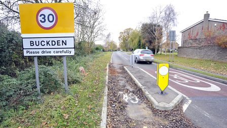 The new homes could be built in Buckden. Picture: ARCHANT