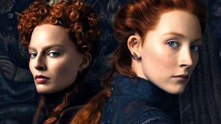 Mary Queen of Scots is out in cinemas now