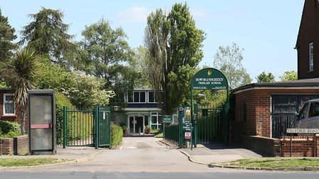 Bowmansgreen Primary School, London Colney. Picture: DANNY LOO