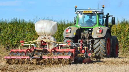 Farming opportunities are available in Cambridgeshire. Picture: Chris Hill.