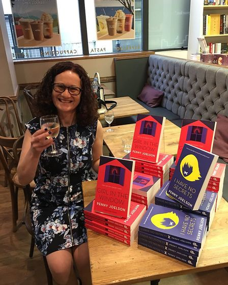 Penny Joelson, author of 'The Girl in the Window' will appear at the event in Waterstones St Albans.