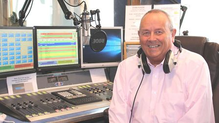 The managing director of Huntingdon Community Radio, Bill Hensley. Picture: CONTRIBUTED