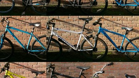 For a full list of bikes visit the Policing Huntingdonshire Facebook page