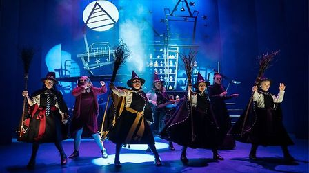 The Worst Witch at the Cambridge Arts Theatre